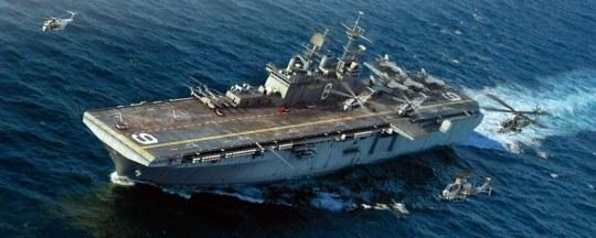 Hobby Boss - USS Bonhomme Richard LHD-6