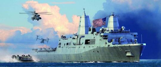 Hobby Boss - USS New York (LPD-21)