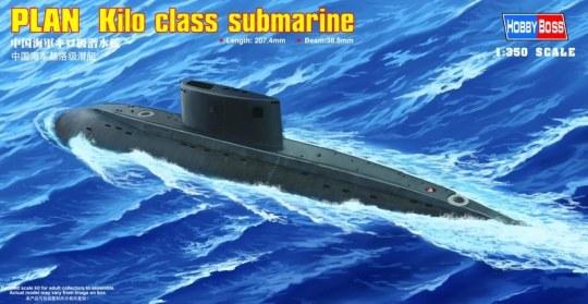 Hobby Boss - PLAN Kilo class submarine