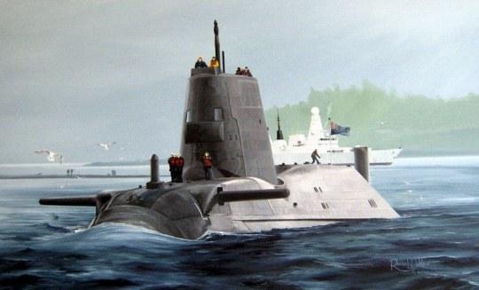 Hobby Boss - HMS Astute