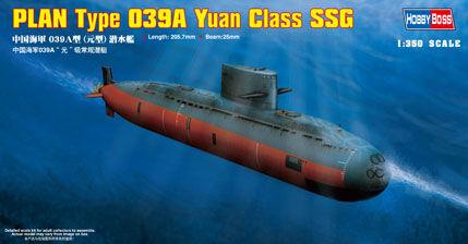 Hobby Boss - PLAN Type 039A Yuan Class Submarine