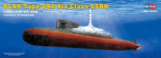 Hobby Boss - PLAN Type 092 Xia Class Submarine