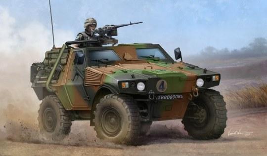 Hobby Boss - French VBL Armour Car