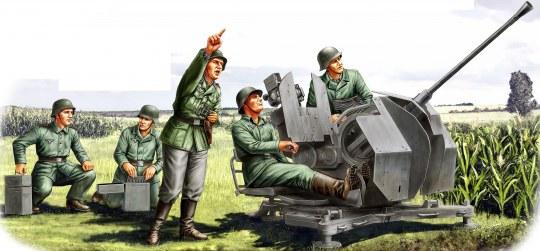 Hobby Boss - German Infantry Set Vol.1 (Early)