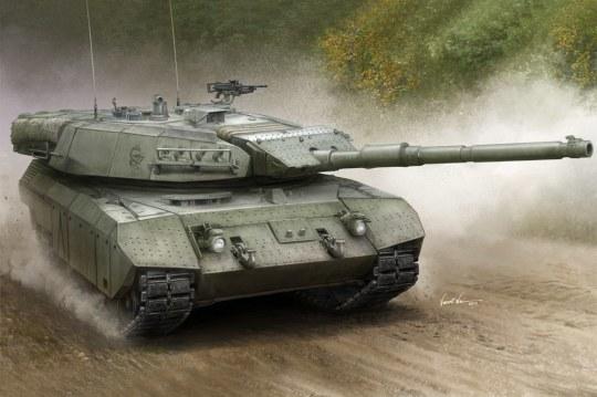 Hobby Boss - Leopard C2 MEXAS (Canadian MBT)
