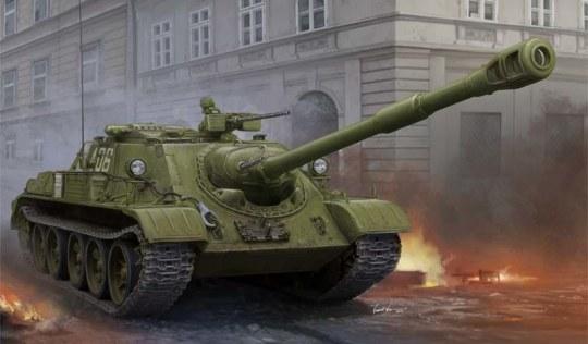 Hobby Boss - Soviet SU-122-54 Tank Destroyer