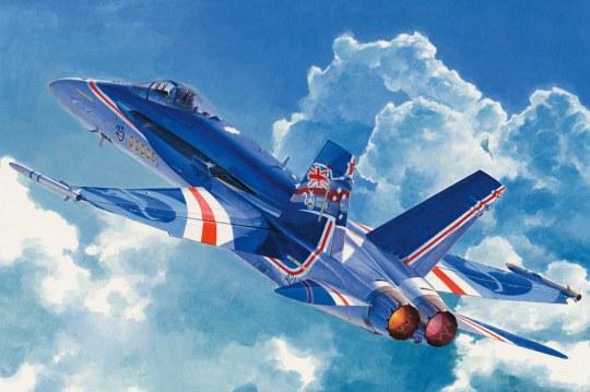 Hobby Boss - RAAF F/A-18C