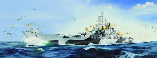 Hobby Boss - USS Alaska CB-1