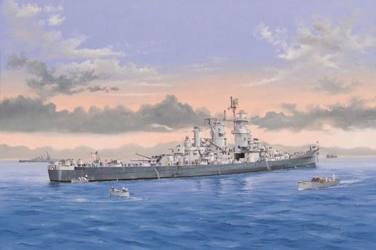 Hobby Boss - USS Guam CB-2