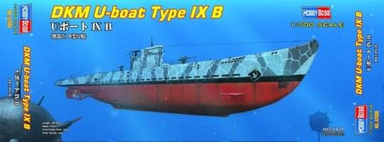 Hobby Boss - DKM U-boat Type IX B