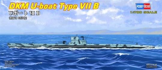 Hobby Boss - DKM U-boat Type VII B