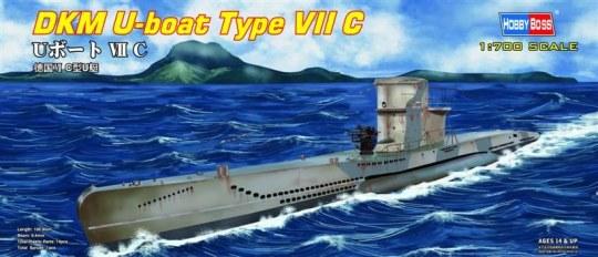 Hobby Boss - DKM U-boat Type VII C
