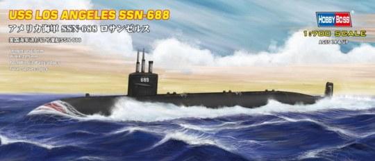 Hobby Boss - USS Navy Los Angeles submarine SSN-688
