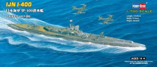 Hobby Boss - Japanese I-400 class Submarine