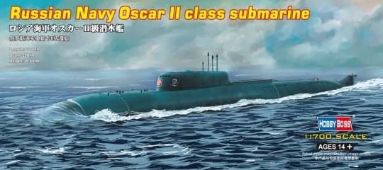 Hobby Boss - Russian Navy Oscar II class submarine