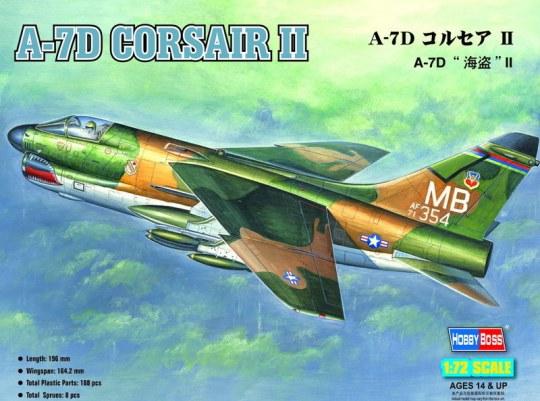 Hobby Boss - A-7D 'Corsair' II