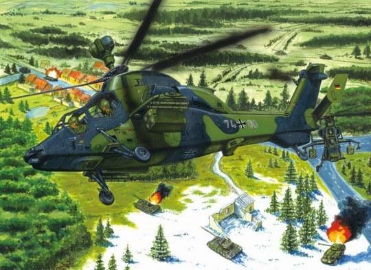 Hobby Boss - Eurocopter EC-665 Tiger UHT