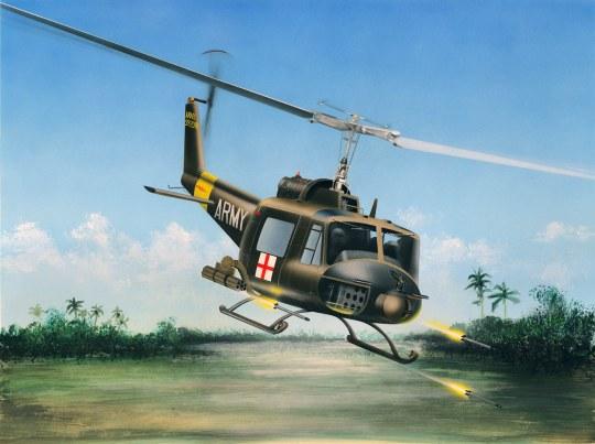 Hobby Boss - UH-1B Huey