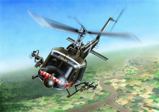 Hobby Boss - UH-1C Huey