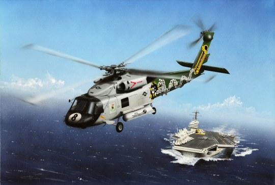 Hobby Boss - SH-60F Oceanhawk