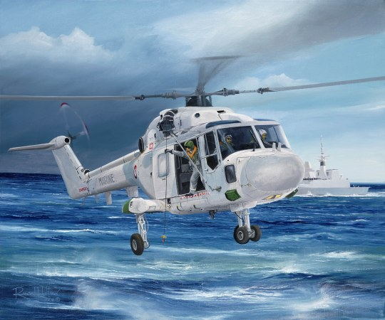 Hobby Boss - Royal Navy Lynx HAS.2