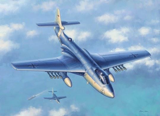 Hobby Boss - Seahawk MK.100/101
