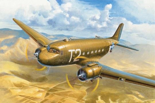 Hobby Boss - C-47D Skytrain