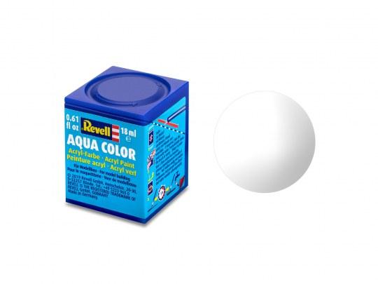 Aqua Color Farblos, glänzend, 18ml, RAL