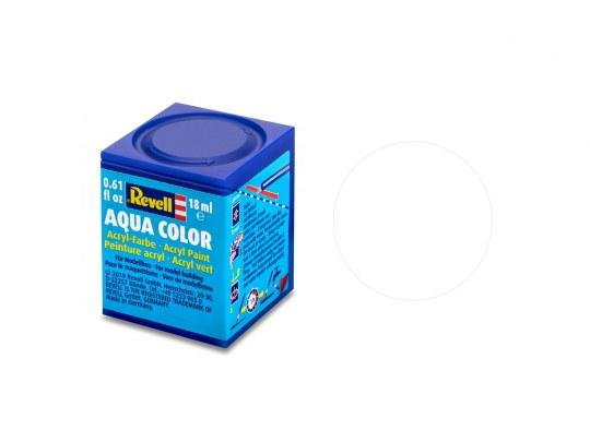 Aqua Color Farblos, matt, 18ml