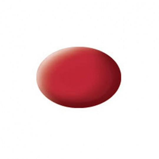 Aqua Color Rouge carmin mat, 18ml, RAL 3002