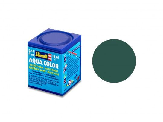 Aqua Color, Sea Green, Matt, 18ml, RAL 6028