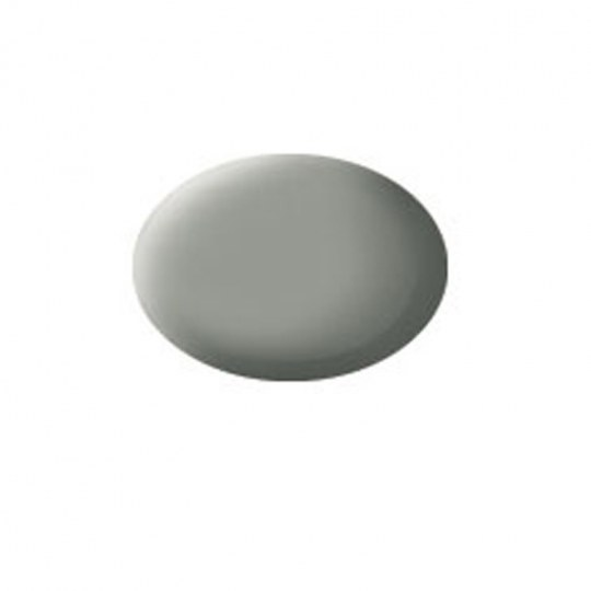 Aqua Color Gris clairmat, 18ml, RAL 7030