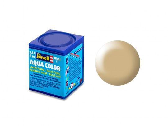 Aqua Color, Beige, Silk, 18ml