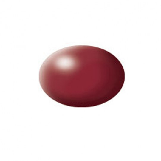 Aqua Color Rouge Bordeaux satiné, 18ml