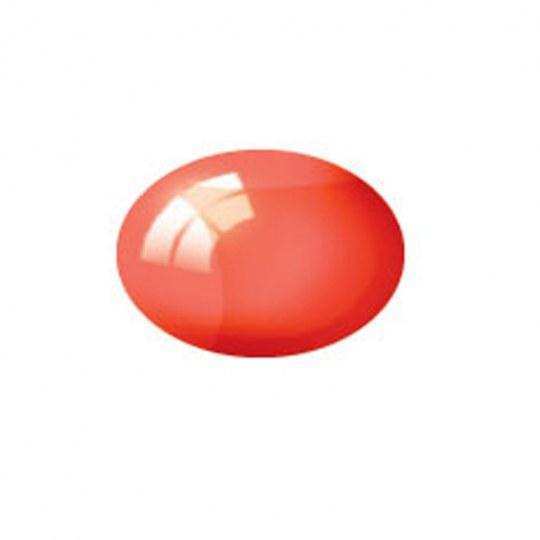 Aqua Color Rouge clair transparent, 18ml