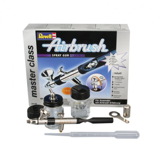 Airbrush Spray Gun Master Class Flexible