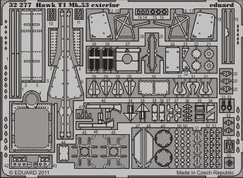 Eduard - Hawk T1 Mk.53 exterior for Revell