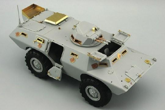 Eduard - M-706 CAR für Hobby Boss Bausatz