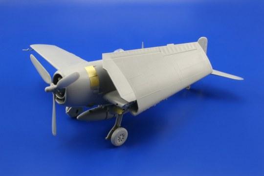 Eduard - F6F-3 exterior for Hobby Boss