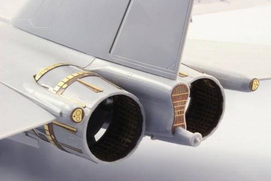 Eduard - F-111 engine for Hobby Boss