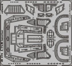 Eduard - A-7A/B interior S.A. for Hobby Boss