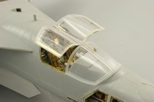 Eduard - F-111 late seatbelts for Hobby Boss