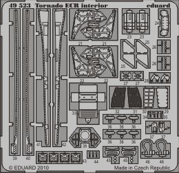 Eduard - Tornado ECR interior S.A. for Hobby Boss