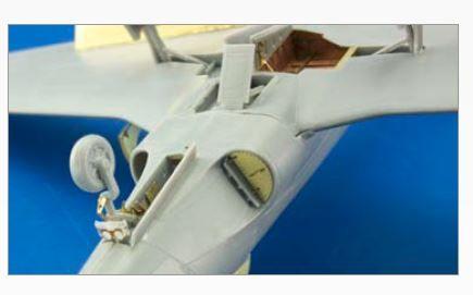 Eduard - F-80 interior S.A. for Hobby Boss