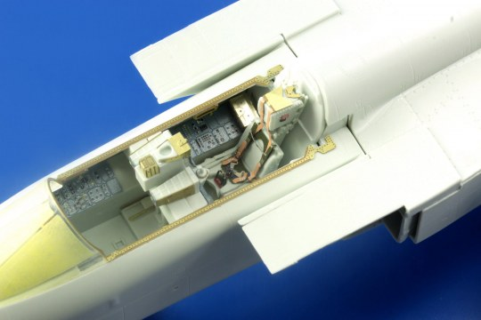 Eduard - Tornado IDS seatbelts for Revell