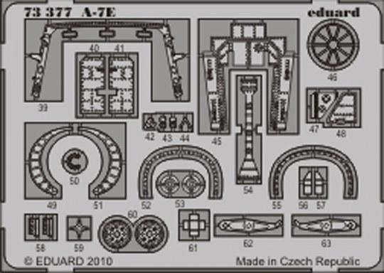 Eduard - A-7E S.A. for Hobby Boss
