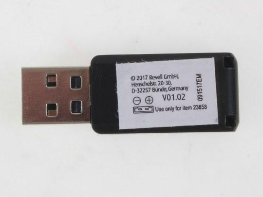 USB-Ladegerät (23856+23858)