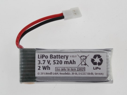 Battery Li-Ion 7,4V/700mAh(23921)