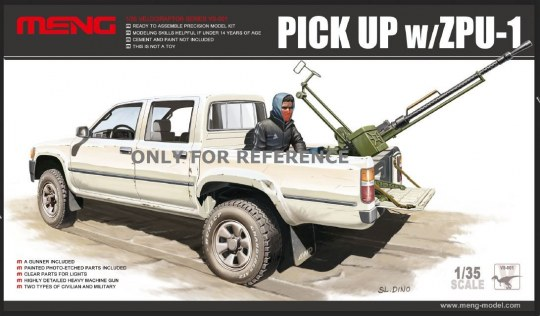MENG-Model - Pick UP w/ZPU-1