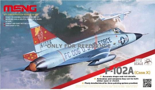 MENG-Model - F-102A (Case X)